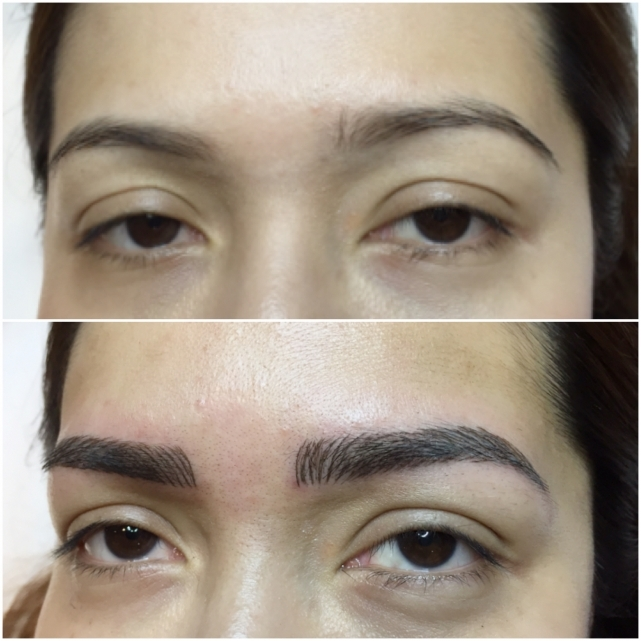 Brows b4